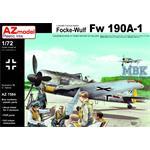 Focke-Wulf Fw-190A-1 JG26