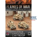 Flames Of War: Humber Armoured Car Troop