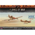 Flames Of War: Hurricane Tank-Busting Flight
