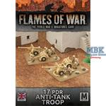 Flames Of War: 17 pdr Anti-Tank Troop