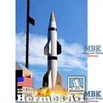 Hermes A1 rocket