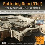 Battering Ram D´hif for Merkava 2/2D & 3/3D