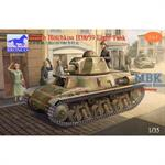 Hotchkiss H38/39 Light Tank (2in1)