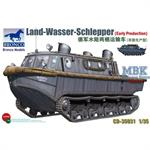 Land-Wasser-Schlepper - early production
