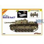 StuG. III Ausf.F (Cyber Hobby Orange Box Value Bon
