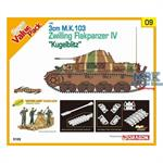 Flakpanzer IV Kugelblitz (Cyber Hobby Orange Box V