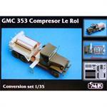 GMC 353 Compresor Le Roi