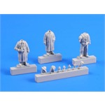 U-boat U-IX – Crew with Raincoats (3 fig)