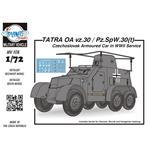 TATRA OA vz.30 / Pz.SpW.30(t) Armoured Car
