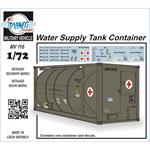 Water Supply Tank Container, 18 m3