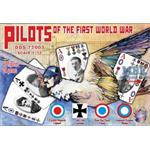 WWI pilots/ Piloten des Ersten Weltkriegs