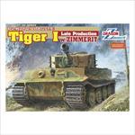 Tiger I late mit Zimmerit
