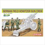 German Field Howitzer Crew