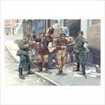 German Armored Infantry France 1940 \