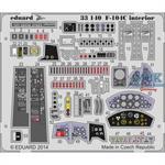 F-104C interior S. A.