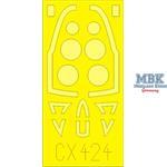 Supermarine Swift FR.5 Masking-tape (Airfix)