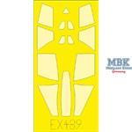 Mikoyan MiG-31BM Masking Tape