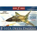 Convair F-102A Delta Dagger (ex Monogram)