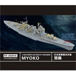 WW II IJN Heave Cruiser Myoko