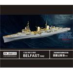 WW II HMS Belfast 1942