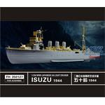 WW II Japanese AA Light Cruiser ISUZU 1944