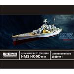 Battle Cruiser HMS Hood 1941(For Trumpeter 05740)