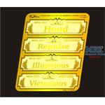 WW II   Royal Navy Warships Nameplates II