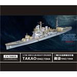 Takao Cruiser 1942 and 1944 (For Aoshima04536)
