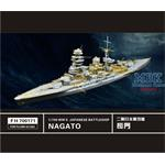 WW II  JAPANESE BATTLESHIP NAGATO