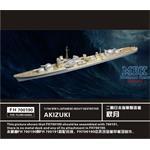 WW II  AKIZUKI(FOR FUJIMI400952)
