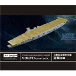 WW II  SORYU FLIGHT DECK(FOR AOSHIMA046241)