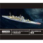 WW II  IJN Heavy Cruiser Takao