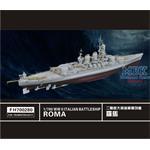 WW II  Italian Navy Roma Battleship