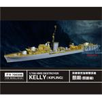 HMS Kelly Destroyer(For Revell 05120)