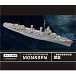 WW II  USN DESTROYER Monssen