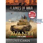Flames Of War: Italian Unit Cards