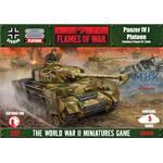 Flames Of War: Panzer IV J Platoon