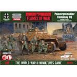 Flames Of War: Panzergrenadier Company HQ