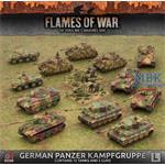 Flames Of War: German Panzer Kampfgruppe late War