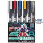Gundam Age Marker Set