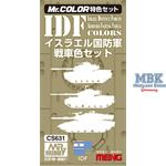IDF AFV Color Set 3x10 ml