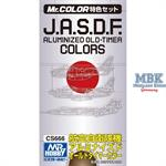 J.A.S.D.F. Aluminized Old-Timer Color Set Matt