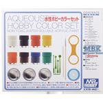 Aqueous Hobby Color Set (8x10ml)