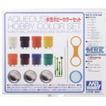 Aqueous Hobby Color Set (8x10ml)