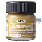 Weathering Paste Mud Yellow / 40ml