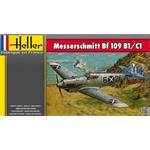 Messerschmitt Bf-109B-1/C-1