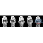 5 Heads DAK or 2. SS camo Cap
