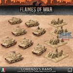Flames Of War: Lorenzo's Rams