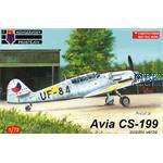 Avia CS-199 late