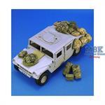 Hummer Stowage Set